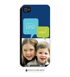 Stacy Claire Boyd-phone | iPhone 4/4S Cases | Photo Word Bubble Phone 2D