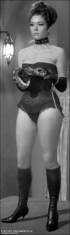 Diana Rigg ~ I loved The Avengers :)