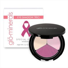 glominerals Eye Shadow Trio - Wildbloom 0.12 Ounce >>> Learn more by visiting the image link. (Note:Amazon affiliate link) #Makeuppalette