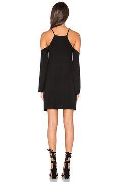 Clayton Everly Dress in Black   REVOLVE