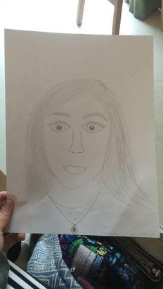 Self Portrait 3A 10/2/15