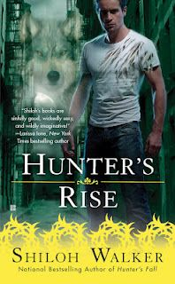 Hunter's Rise by Shiloh Walker to be published 4/3/12