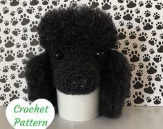 Dog Crochet Pattern Crochet Dog Pattern Crochet by HookedbyAngel