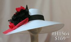 See More Of Our Designs On Site Deeshats Or Email Us Designer HatsSize MattersFascinatorDerby