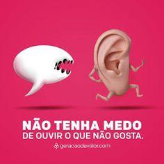 Periquito Brisado: Cuidado com as palavras Social Media Marketing, Digital Marketing, Piggy Bank, Content, Humor, Learning, Blog, Quotes, United Nations