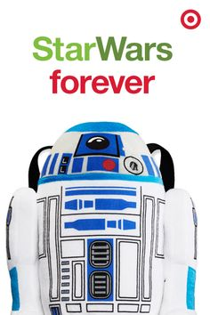 May the Force be behind him with this R2D2 backpack. A perfect gift for trips to another galaxy and back.