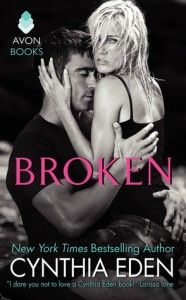 3/5 Book Review: Cynthia Eden's Broken