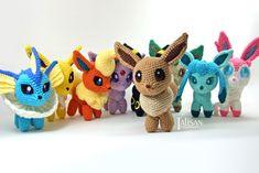 Crochet Pokemon Pattern Book http://geekxgirls.com/article.php?ID=8667