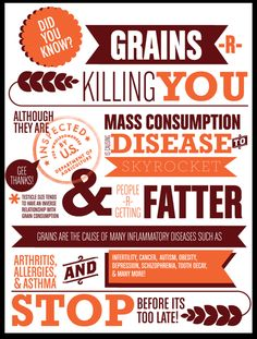 Going Against the Grain - Where they fit into a healthy diet via http://beyondthebite4life.blogspot.com/2014/10/going-against-grain.html