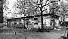 Kindergarten Provisorium (provisional school)Basel, Switzerland; 1987-88