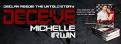 Release Boost for Deceive by Michelle Irwin: : : : : :::...