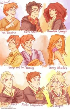 Harry Potter Art :) by Dementster