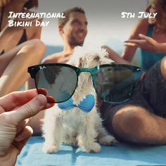 International Bikini Day Day // July 5th // 0RB3576N