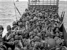 Omaha Beach, June 6 it depicts the tragedy and horror of bloody Omaha as the Infantry and Rangers land on the Normandy coast as part of Operation Overlord. Us History, American History, D Day 1944, D Day Normandy, D Day Landings, Military History, Change The World, World War Ii, Wwii
