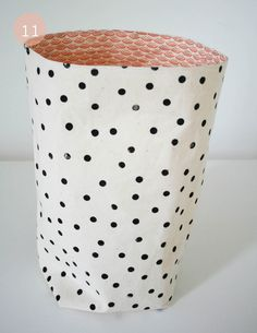 This was such an enjoyable sewing project to do for Love Sewing magazine and I'm really pleased to be able to share it here with you today. These fabric buckets are quick and easy to make and… Cloud Fabric, Fabric Pen, Printing On Fabric, Easy Sewing Projects, Sewing Crafts, Sewing Ideas, Sewing Patterns, Black Fabric Paint, Sewing Magazines
