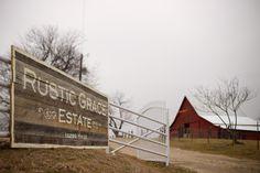 Rustic Grace Estate Barn Wedding Venue Dallas Texas