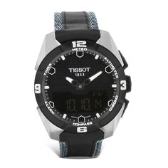 Reis-Nichols Jewelers : Tissot T-Touch Solar wristwatch