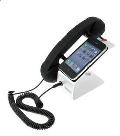 The Pop Desk Phone, $50 Provided you can use it with a non-iPhone I like it. | 31 Clever Tech Gifts You Might Want To Keep For Yourself