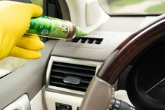 Car Smell Hacks And Tips – Country Diaries Car Cleaning Hacks, Household Cleaning Tips, Car Hacks, House Cleaning Tips, Borax Cleaning, Cleaning Solutions, Cleaning Supplies, Rubbing Alcohol Uses, Milk Brands