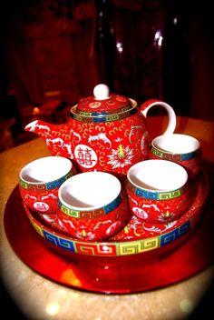 Chinese Wedding Tea Ceremony...