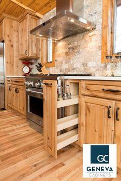 Dark, light, oak, maple, cherry furniture and how to clean wooden kitchen cabinets … – Gray Espresso Kitchen Cabinets Hickory Kitchen Cabinets, Refacing Kitchen Cabinets, Wood Cabinets, Knotty Pine Cabinets, Rustic Cabinets, Dark Cabinets, Küchen Design, Layout Design, Home Design