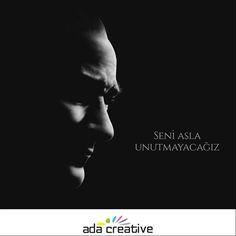 Ulu önderimiz M.Kemal Atatürk'ü özlemle anıyoruz #adacreative #adaajans #10kasim
