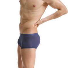 High quality brand men Underwear nylon boxer Sexy Cueca Boxers mens boxer shorts sportmen sexy underwear male boy underpant slip