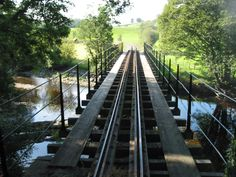Banwy Bridge, Welshpool and Llanfair Light Railway
