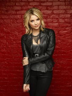 Ashley Benson Pretty Little Liars Season 3 Promos