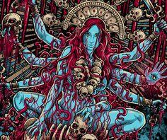Artist Interview: Godmachine - Disturbia Clothing