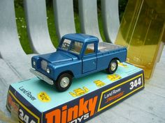 Dinky 344 Land Rover