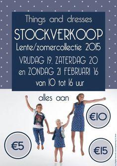 Stockverkoop Things and dresses -- Hever -- 19/02-21/02