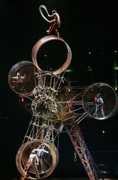 Cirque Du Soleil Performer Sarah Guyard-Guillot Dies After Fall During Show In Las Vegas Boris Vallejo, Opera Do Malandro, Quebec, Montreal, Circus Show, Circus Acts, Edinburgh Festival, Casino Movie, Past Papers