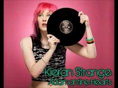 Adamantine Hearts ~ Kieran Strange Strange Music, Audio, Hearts, Heart