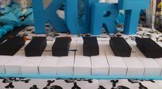 Teclas (caixinha para Bis). Deixe sua mesa decorada :) Entre em contato conosco através do email: contato@artesanadia.com.br