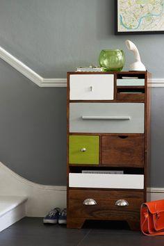 Stylish Storage - Hallway Design Ideas & Pictures – Decorating Ideas (houseandgarden.co.uk)