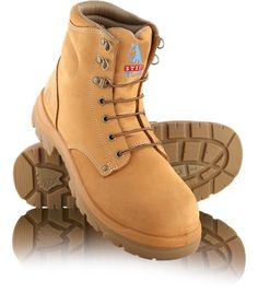de64d9e16a340 Buy Men's TAN Caterpillar Brakeman Steel Toe zip up safety work … | MEN'S  WORK & SAFETY BOOTS - Buy Men's Safety Boots & Work Boots Online in  Australia ...