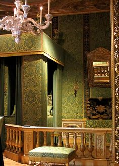 Chateau de Vaux le Vicomte, via Flickr.