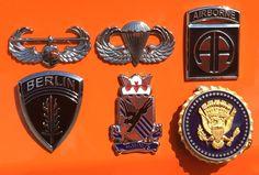 Berlin Brigade 82nd Airborne Air Assault Airborne 505th PIR