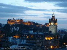 Edinburgh, New Year's 2000: might be in the Top 10 of life moments