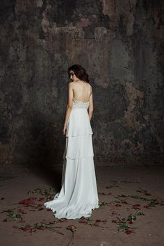 Boho Bridal Crush! Bo & Luca Wedding Dress Collection - Cassiopeia