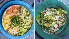 Lise Finckenhagen: Tre mettende salater med masse smak