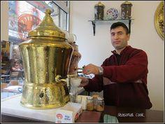 A Seasonal Cook in Turkey: Sahlep: A Wonderful Turkish Winter Beverage