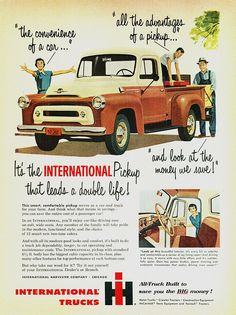 1956 International Pickup | Flickr - Photo Sharing!