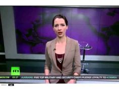 Russia Today anchor Abby Martin Criticizing Russian invasion of Crimea - http://alternateviewpoint.net/2014/03/06/news/in-video/russia-today-anchor-abby-martin-criticizing-russian-invasion-of-crimea/