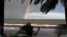 Rainbow in Bahia.