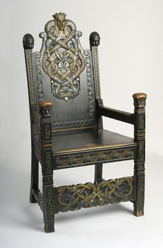 Lars Kinsarvik chair