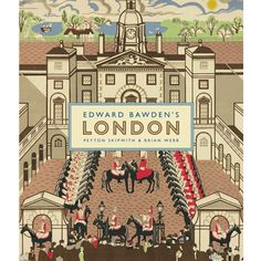 Edward Bawden's London by peyton Skipwith & Brian Webb as shown on the Victoria & Albert Museum site; http://www.vandashop.com/product.php?xProd=8953&xSec=30&navlock=1