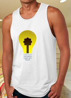 Bulp Quotes Tank Top for Man on http://www.luulla.com/store/distro4u
