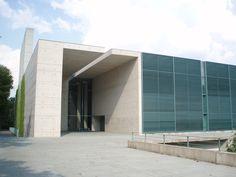 Treptow Crematorium - Schultes Frank Architekten, Axel Schultes - Berlin, Germany